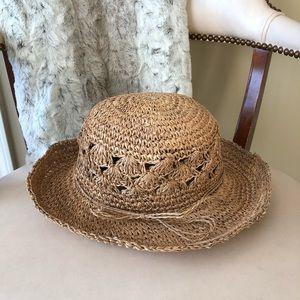 Scala Gal straw hat